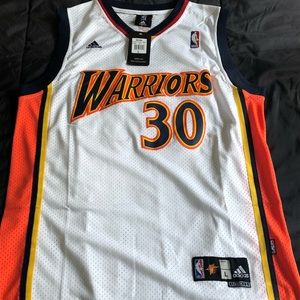 adidas Other - ADIDAS STEPH CURRY WARRIORS JERSEY SIZE LARGE